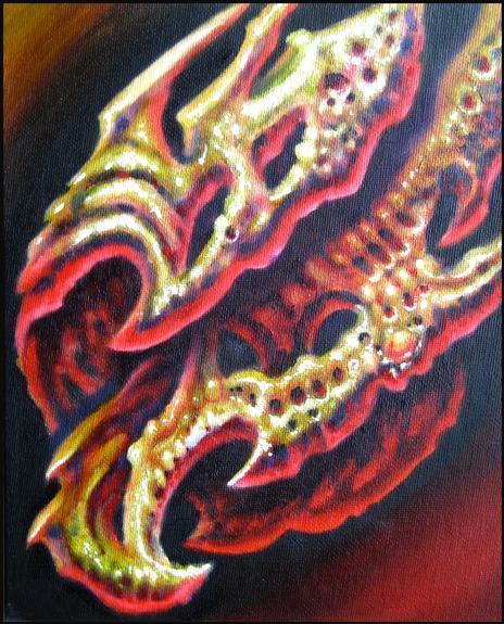 Tattoos - Bio organic painting - 53472