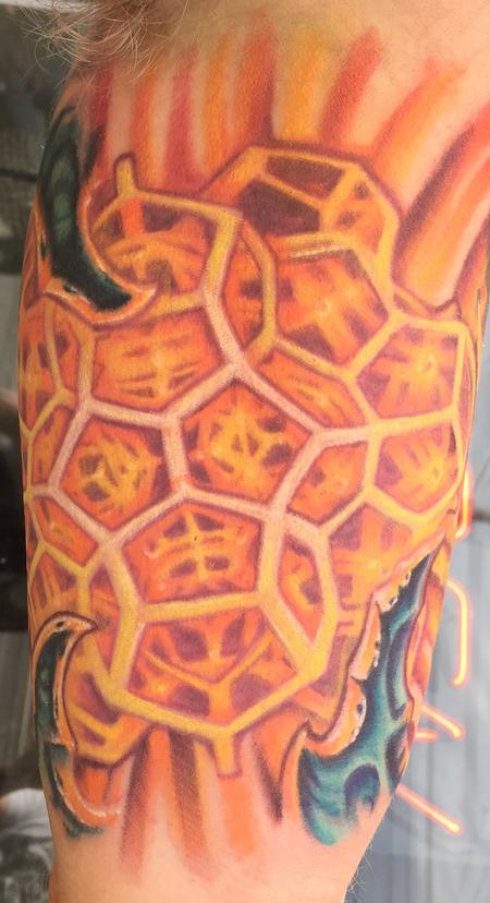 Tattoos - Mandala tattoo - 115440