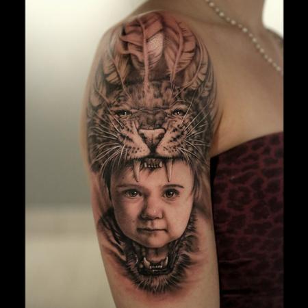 Tattoos - Headdress Son - 89382