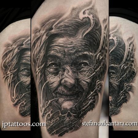 Tattoos - Stefano Alcantara and Jose Perez Jr. Collaboration - 81064