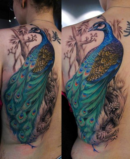 Stefano Alcantara Traditional Asian Tattoos Page 1