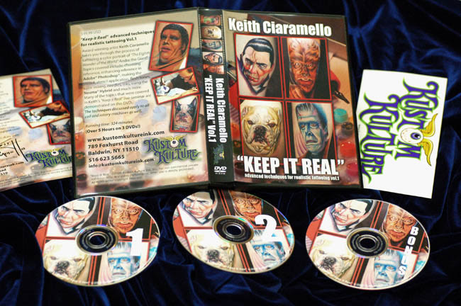 keith ciaramello dvd