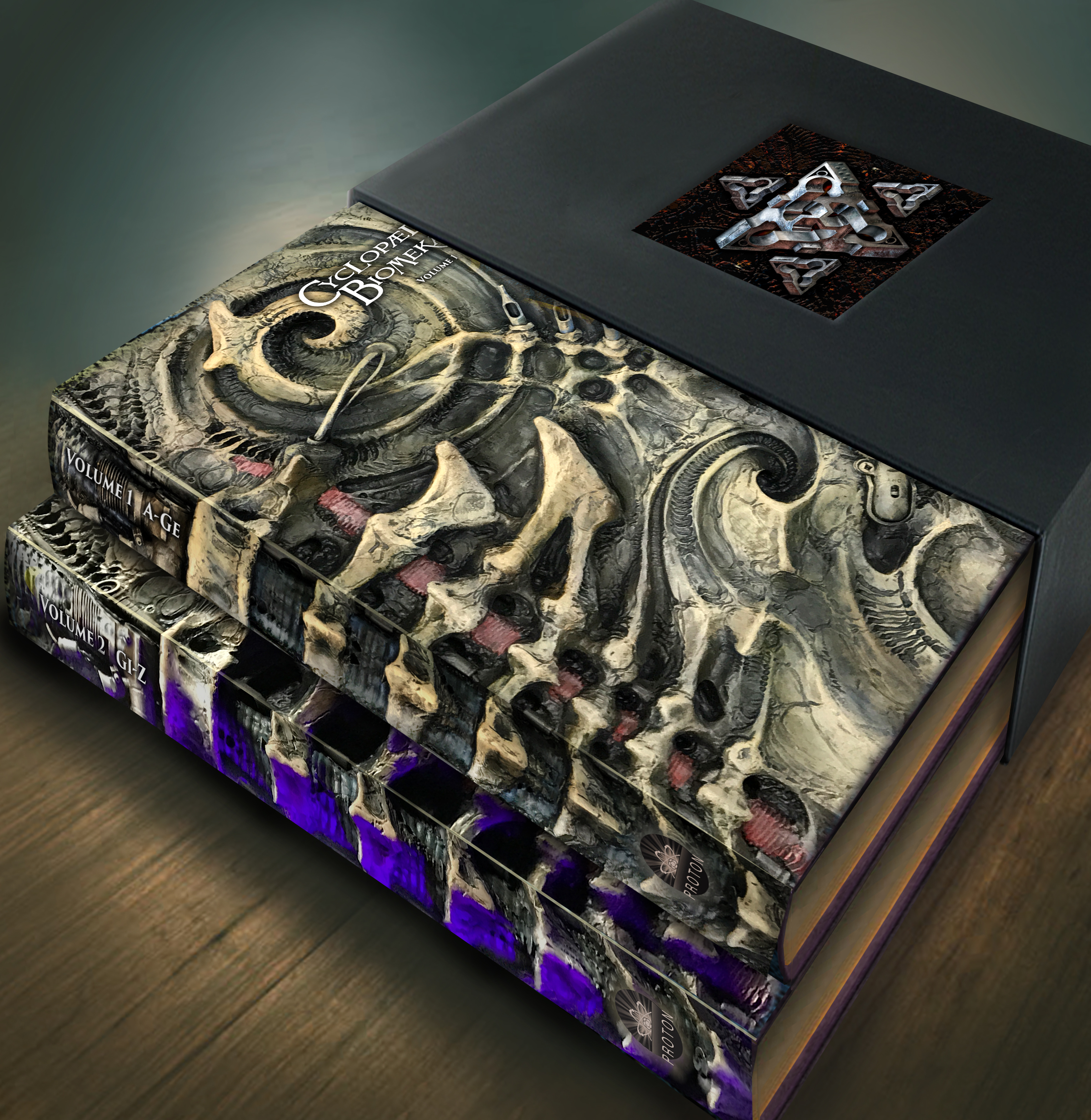 SIGNED - The Biomech Encyclopedia