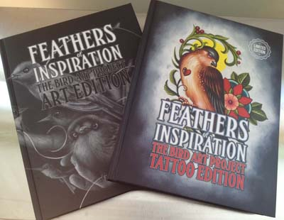 Feathers Of Inspiration