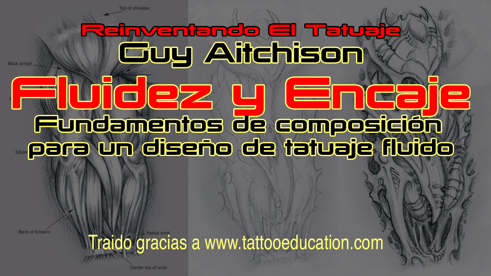 Fluidez y Encaje (Guy Aitchison en Espanol)