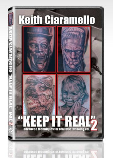 Keith Ciaramello's Keep It Real Volume 2