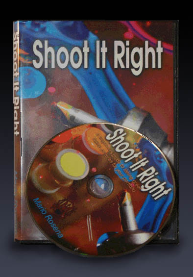 Shoot it Right: A beginners guide to taking great Tattoo pictures for your portfolio by Mario Rosena