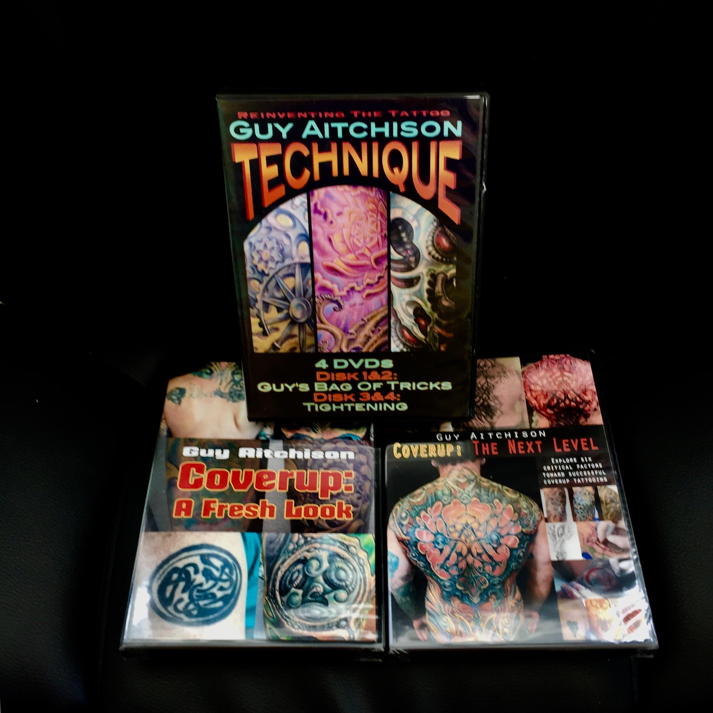 Technique / Coverup - Combo