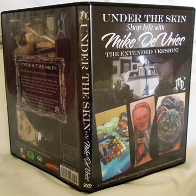 Under The Skin: Shop Lyfe With Mike DeVries, extended version