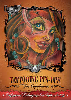 Tattooing Pinups With Joe Capobianco