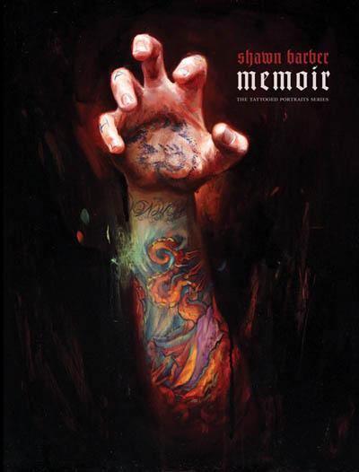 Memoir / The Tattooed Portrait Series