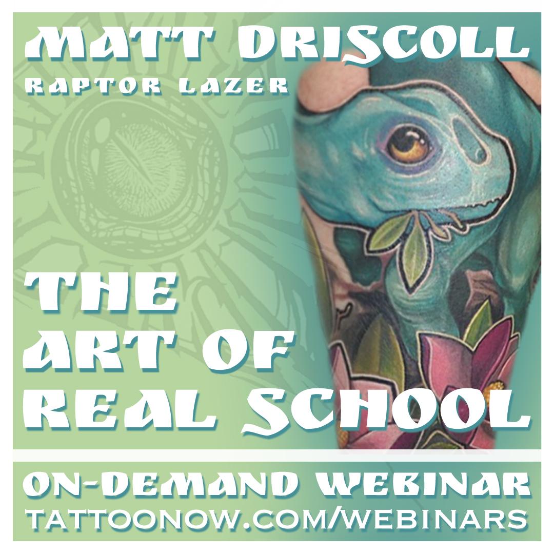 Matt Driscoll Real School webinar