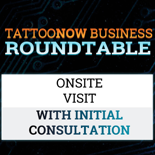 tattoo studio consulting and business plan