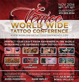 World Wide Tattoo Conference Replay