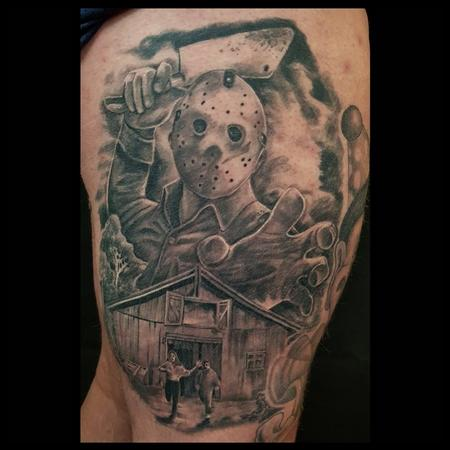 Tattoos - Friday the 13th - 138291