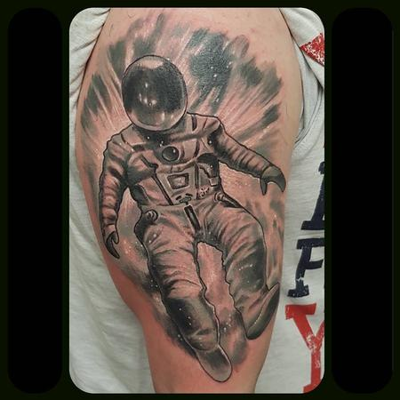 Tattoos - Astronaut - 138780