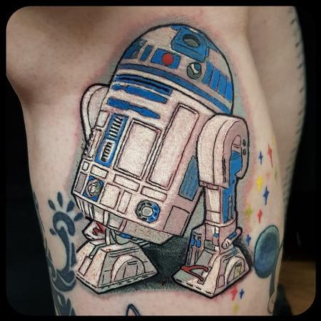 Tattoos - R2D2  - 138779