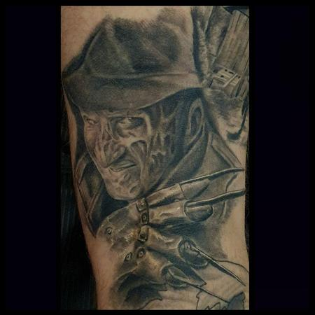 Tattoos - Freddy Krueger  - 141403