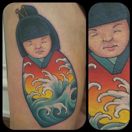 Tattoos - Japanese Doll - 133408
