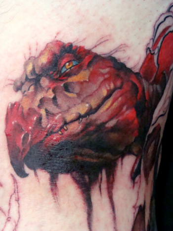 Tattoos - Dark  Crystal anyone? - 31645