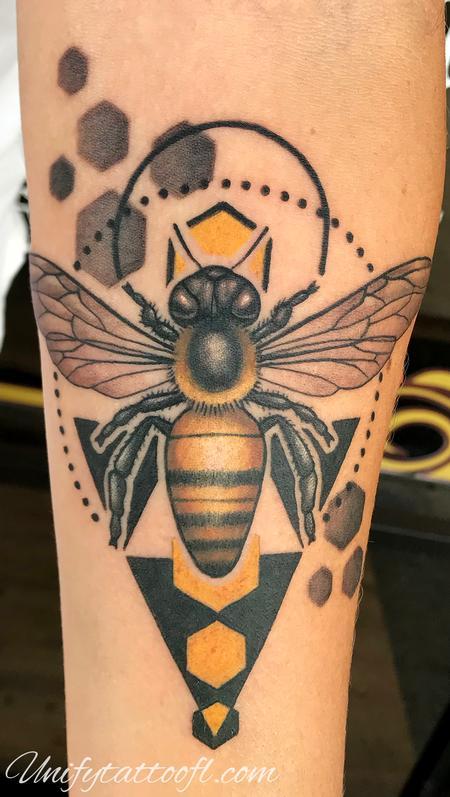 Tattoos - Bee  - 138106