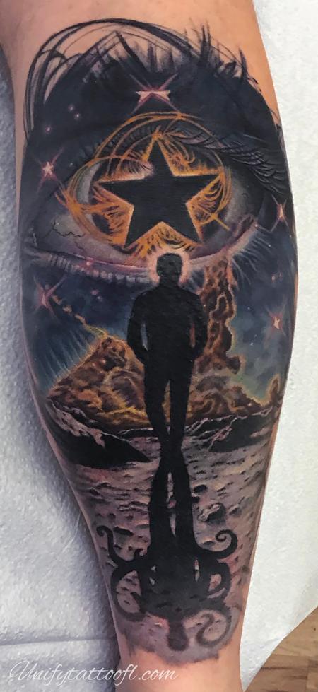 Tattoos - Blackstar - 138108