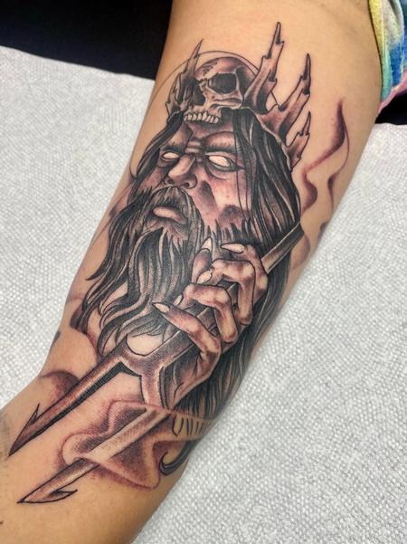 Tattoos - Poseidon - 142258