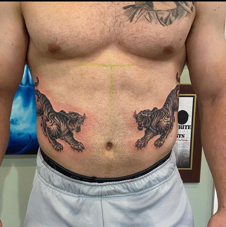 Tattoos - Tigers - 142250