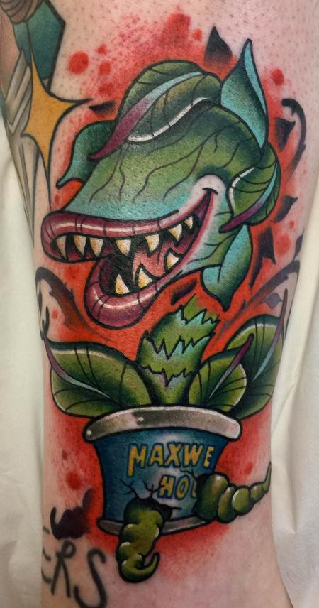 Tattoos - Audrey 2 - 134965