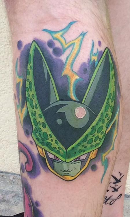 Tattoos - Cell - 123196