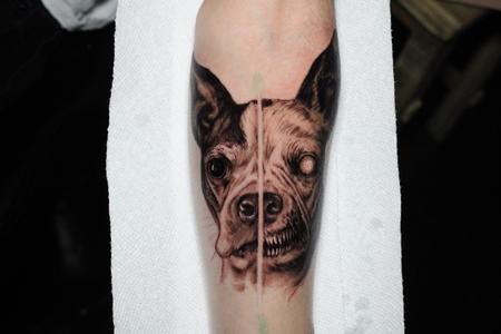 Yoni - Evil dog